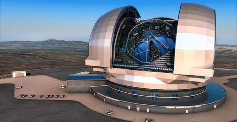 The world's largest telescope is set to be built in Chile