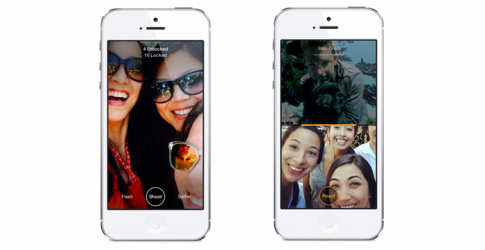 Facebook launches app to rival Snapchat