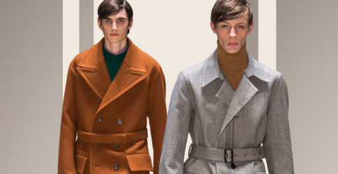 Milan Fashion Week Menswear AW15: Jil Sander