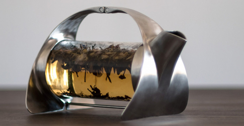 The Sorapot teapot by Joey Roth