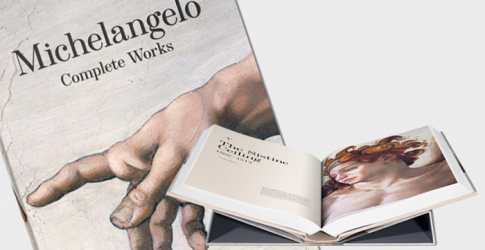 Taschen explores the many works of Michelangelo for new book