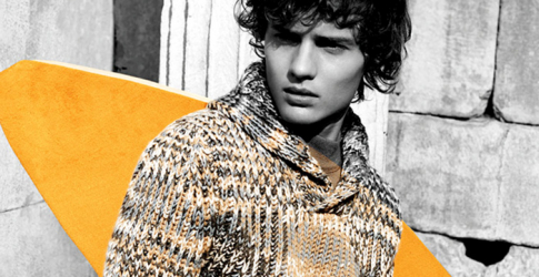 First look: Missoni's AW14 menswear campaign