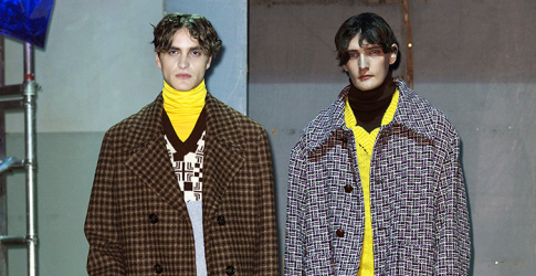 Paris Fashion Week Menswear AW15: Raf Simons