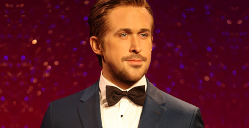 London's Madame Tussads creates a Ryan Gosling waxwork