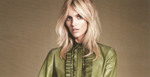 Four top models star in Gucci's Autumn/Winter 14 campaign