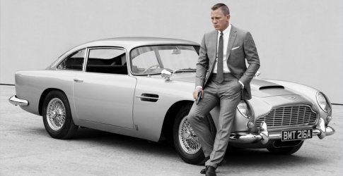 James Bond and Aston Martin – A special bond in focus