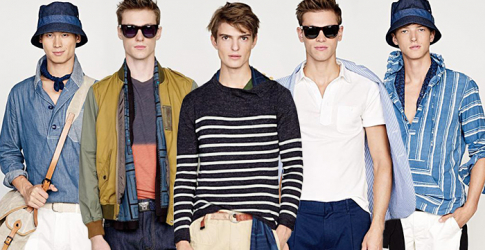 First look: J.Crew Spring/Summer 15