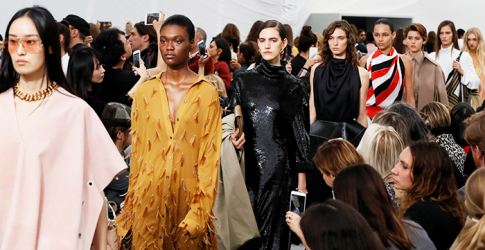 Searches for Phoebe Philo's Celine pieces have risen dramatically in recent months