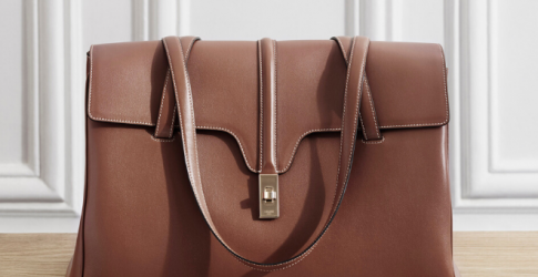 You'll soon be able to pre-order Hedi Slimane's latest handbag for Celine