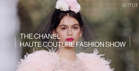 Netflix launches new docu-series that highlights Chanel's S/S'18 couture show