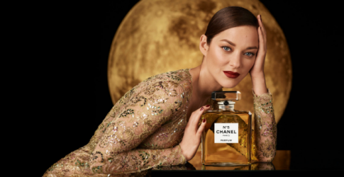 Chanel's new N°5 campaign will take you over the moon