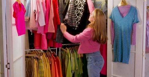 Cher Horowitz's closet in 'Clueless' becomes a reality