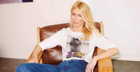 In conversation with: Global fashion icon Claudia Schiffer on Karl Lagerfeld, Chanel, beauty and turning 50