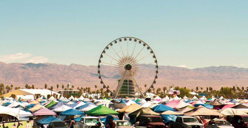Coachella's full line-up is revealed and with three headliners, there are no women