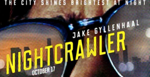 Jake Gyllenhaal stars in the Nightcrawler official trailer