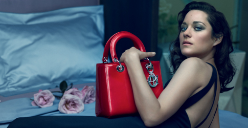 Marion Cotillard is the Lady Dior