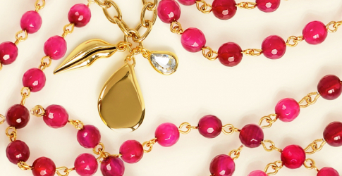 Diane von Furstenberg debuts first line of fashion jewellery