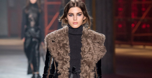 Milan Fashion Week: Diesel Black Gold Fall/Winter '17
