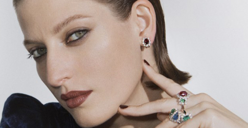 The vintage Christian Dior jewellery to dress up your little black dress