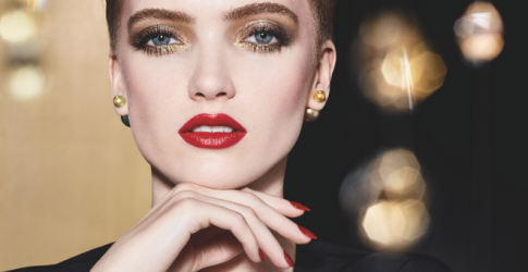 Dior's new beauty collection is a twist on holiday classics