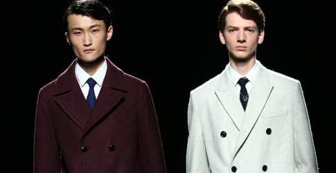 Dior presents its Autumn/Winter 2015/16 menswear collection in Guangzhou, China