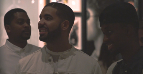 Video: Take a look at Drake's new exhibition for Sotheby's
