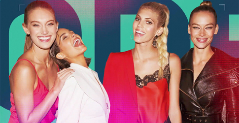 Your new favourite reality show, Model Squad, has an air date