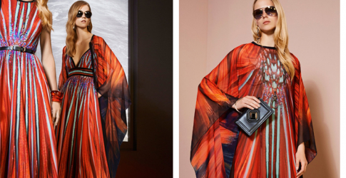 Discover Elie Saab's Resort '18 collection