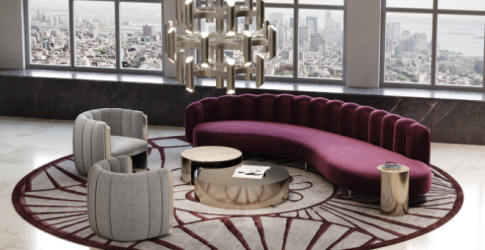 Give your homes the luxury update with Elie Saab's debut furniture collection