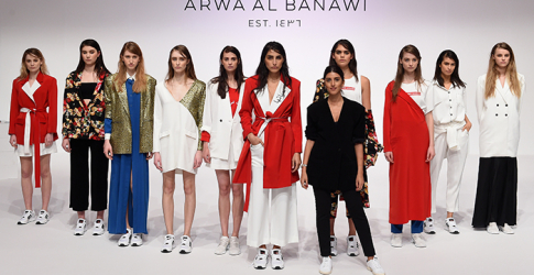 Fashion Forward Dubai FW17: Day one