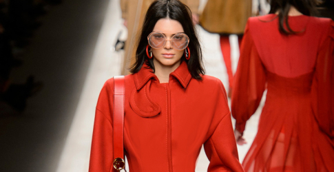 Milan Fashion Week: Fendi Fall/Winter '17
