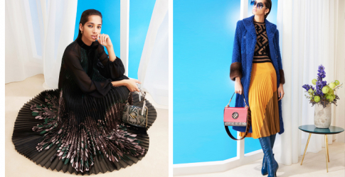 Discover Fendi's Pre-Fall '18 collection