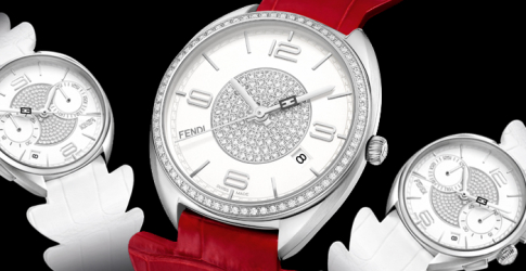 Fendi celebrates Valentine's Day with new unisex Momento collection