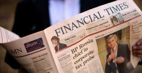 The Financial Times set to launch The 125 forum