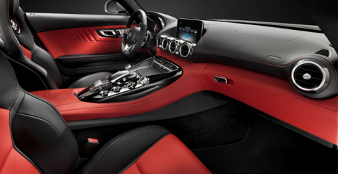 First look: The new Mercedes-Benz AMG GT interior