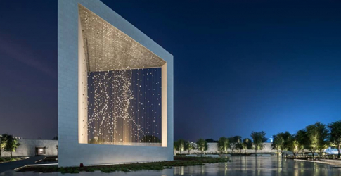 The Founder's Memorial in Abu Dhabi just won this award