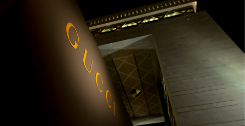 Gucci presents 'Thinking Outside The Frame' art talk in Dubai