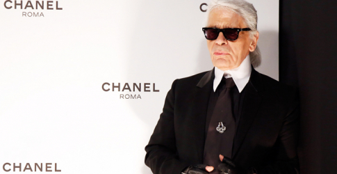 An interview with Karl Lagerfeld: The never-before-created Chanel shoes