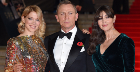 James Bond: Spectre screening
