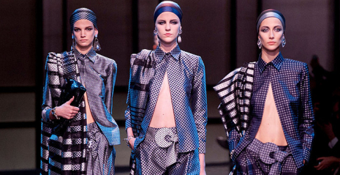 Giorgio Armani to unveil new women's line