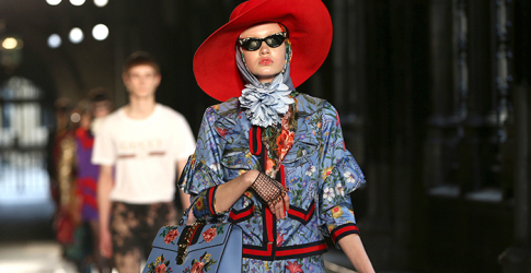 Confirmed: Gucci stays in Florence for Cruise '18 collection show