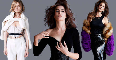 The full version: Carine Roitfeld's icons for Harper's Bazaar