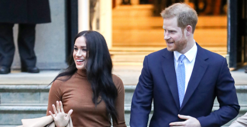 Prince Harry and Meghan Markle are saying goodbye to their royal duties