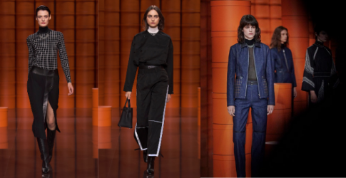 At Hermès, simplicity is exciting and elegant