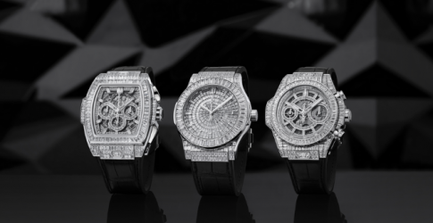 Hublot launches another stunning haute joaillerie collection