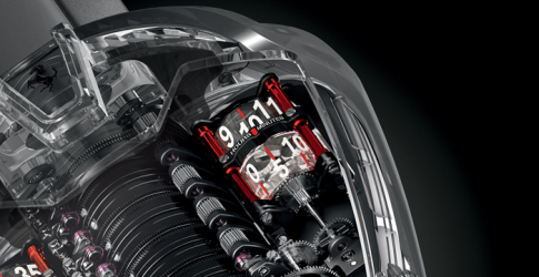 Hublot unveils the MP-05 LaFerrari Sapphire