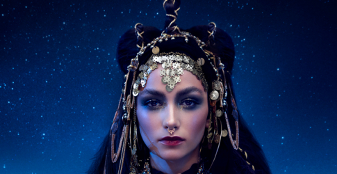 First look: Illamasqua's Equinox make-up collection