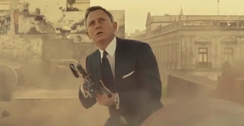 James Bond's Spectre trailer is out. Watch it here!