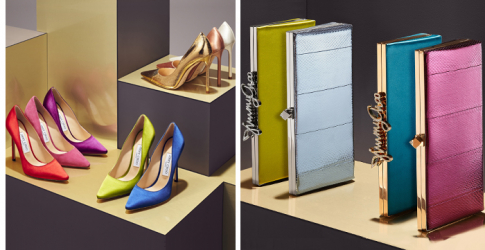 Just in: Jimmy Choo extends its made-to-order collection