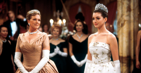 The Queen has spoken – Julie Andrews is in for The Princess Diaries sequel